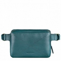 Сумка на пояс BlankNote Dropbag mini малахит bn-bag-6-malachite